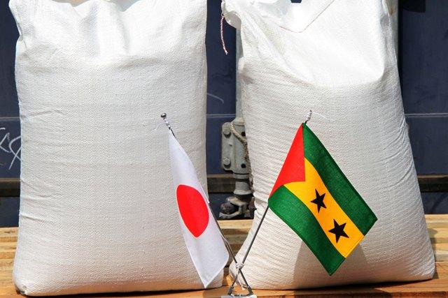 Resultado de imagem para arroz de japão em sao tome e principe