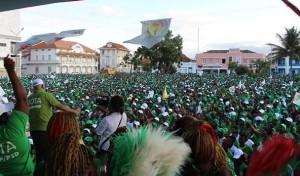 MLSTP : Pinto da Costa medeia crise entre facções desavindas