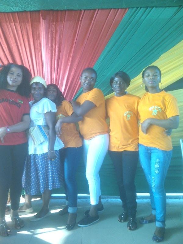 festa angola