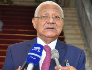 Joaquim Duarte Pombo novo embaixador de Angola em STP