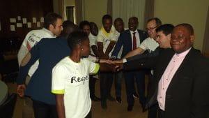 MJD capacita jovens sobre ética desportiva