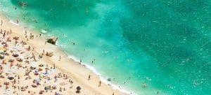 Chegadas de turistas internacionais atinge recorde de 1,3 bilhão em 2017
