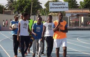 MEES e FDU-STP discutem o futuro do desporto escolar