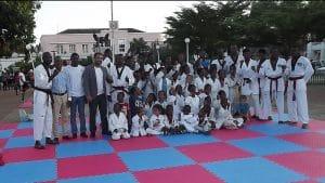 """Troca de """"trono"""" na Federação de Taekwondo"""